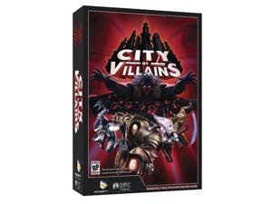 City of Villains PC Game