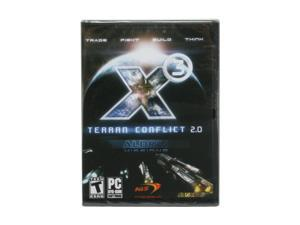X3 terran Conflict 2.0 PC Game