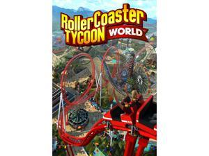 RollerCoaster Tycoon World - Early Access [Online Game Code]