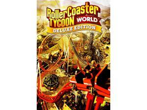 RollerCoaster Tycoon World Deluxe Edition - Early Access [Online Game Code]