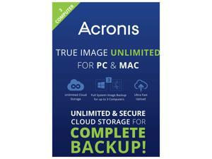 Acronis True Image 2015 Unlimited - 3 Devices