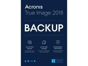 Acronis True Image 2018 - 3 Device