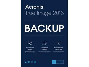 Acronis True Image 2018 - 5 Computer ESD - Download