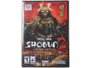 Total War: Shogun 2 Limited Edition PC Game