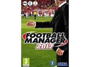 Football Manager 2017 [Online Game Code]