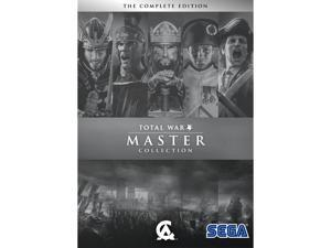 Total War Master Collection [Online Game Code]