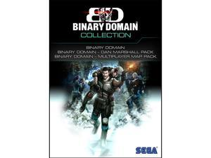 Binary Domain Collection [Online Game Code]