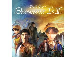 Shenmue I & II [Online Game Code]