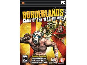 Borderlands: Game of the Year [Online Game Code]
