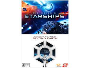 Sid Meier's Starships + Civilization: Beyond Earth Bundle [Online Game Code]