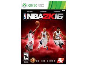 NBA 2K16 Xbox 360 [Digital Code]
