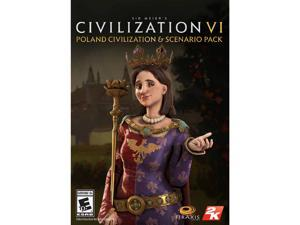 Sid Meier's Civilization VI: Civilization and Scenario Pack [Online Game Code]