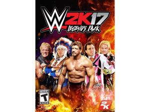 WWE 2K17 - Legends [Online Game Code]