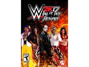 WWE 2K17 - Hall of Fame Showcase [Online Game Code]