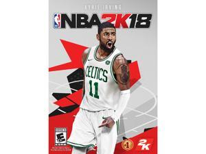 NBA 2K18 Standard Edition [Online Game Code]