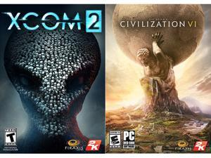 XCOM 2 + Sid Meier's Civilization VI Strategy Game of the Year Bundle [Online Game Code]