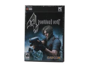 Resident Evil 4 PC Game