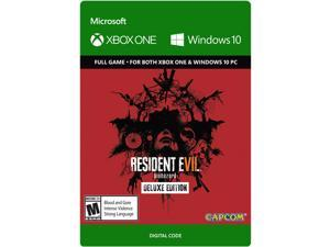 RESIDENT EVIL 7 biohazard: Deluxe Edition XBOX ONE / Windows 10 [Digital Code]