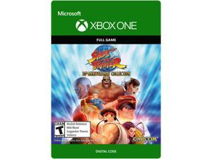 Street Fighter 30th Anniversary Collection Xbox One [Digital Code]