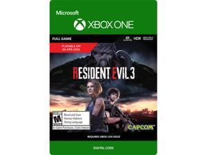Resident Evil 3 Xbox One [Digital Code]