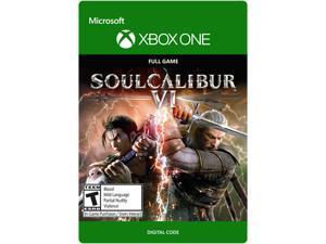 Soul Calibur VI: Standard Edition Xbox One [Digital Code]