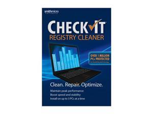 SmithMicro Checkit Registry Cleaner for Systme Builders - OEM