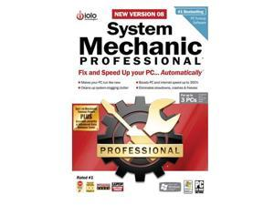 iolo System Mechanic Professional 08 Up To 3PC