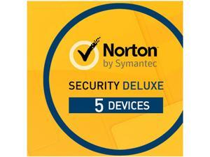 Symantec Norton Security Deluxe 5 Devices - 60 Days Free Trial
