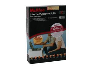 McAfee Internet Security Suite 2008 English 3-user