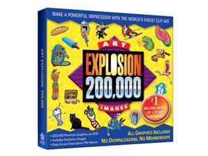 Nova Development Art Explosion 200,000