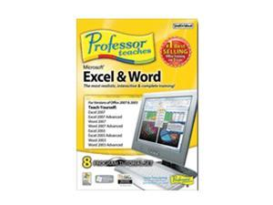 Individual Software Professor Teaches Excel & Word 2007