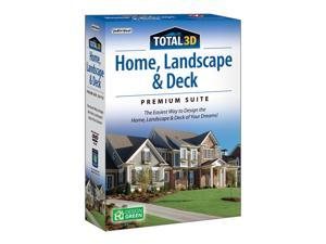 Individual Software Total 3d Home, Landscape & Deck Suite 12