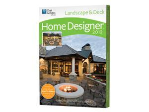 Chief Architect Home Designer Landscaping & Deck 2012
