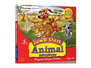 knowledge adventure jumpstart animal adventures newegg com