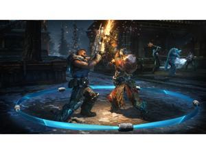 Impressions: Gears 5's Versus Technical Test is a familiar