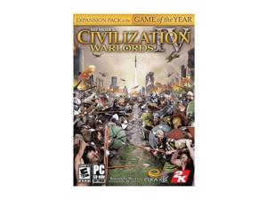 Sid Meier's Civilization IV: Warlords - Mac Game
