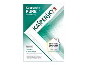 KASPERSKY lab Pure 2.0 - 3 User