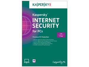 KASPERSKY lab Internet Security 2014 1 User - Download