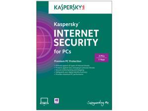 KASPERSKY lab Internet Security 2014 3 PCs - Download