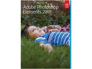 Adobe Photoshop Elements 2018 for Windows - Download
