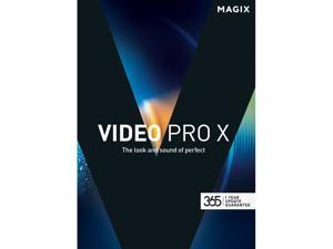 MAGIX Video Pro X - Download