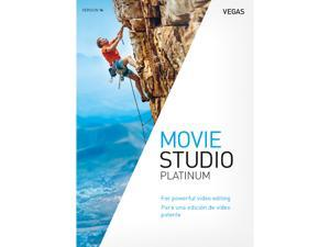 MAGIX VEGAS Movie Studio 14 Platinum - Download