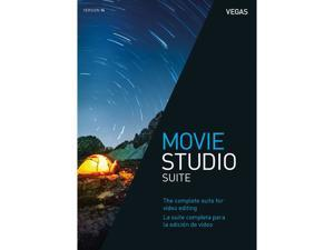 MAGIX VEGAS Movie Studio 14 Suite - Download
