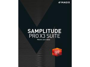 MAGIX Samplitude Pro X3 Suite - Download