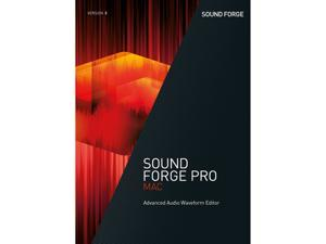 MAGIX Sound Forge Pro Mac - Download