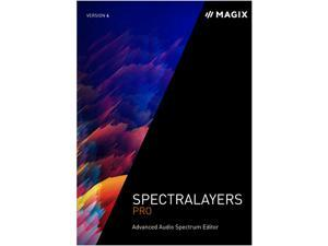 MAGIX SpectraLayers Pro 4 (MAC) - Download