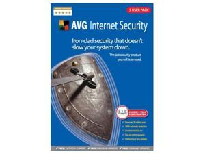 AVG Internet Security Family Edition 3User/2Year Big Box