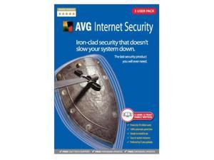 AVG Internet Security Family Edition 3User/2Year Small Box