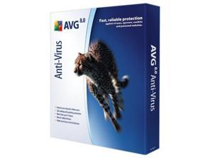 AVG Anti-Virus & Anti-Spyware v.8 1 Year 30 licenses - OEM
