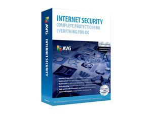 AVG Internet Security 9.0 1 Year